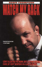 Watch My Back: The Geoff Thompson Story by Geoff Thompson image