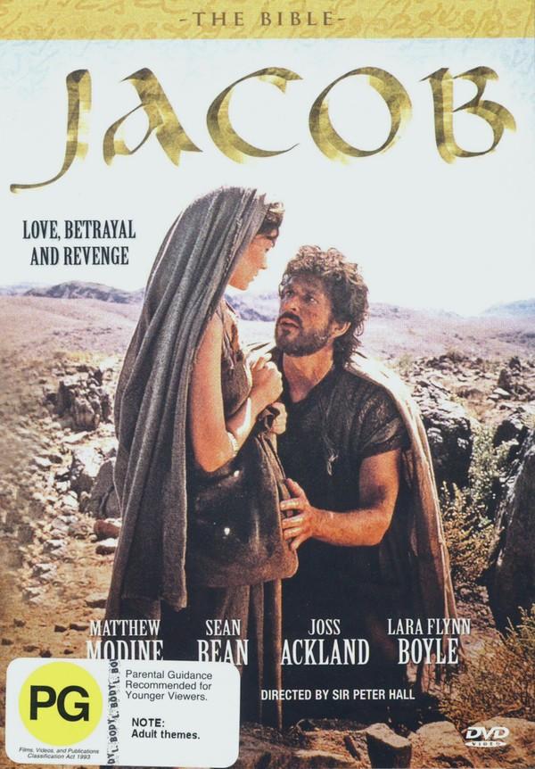 The Bible - Jacob on DVD image