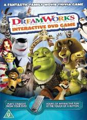 Dreamworks Interactive DVD Game on DVD