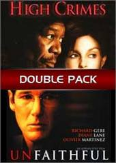 High Crimes / Unfaithful - Double Pack (2 Disc Set) on DVD