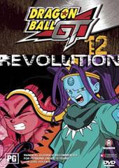 Dragon Ball GT Vol 12 - Revolution on DVD