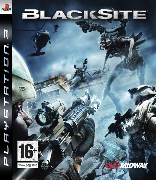 BlackSite: Area 51 for PS3 image