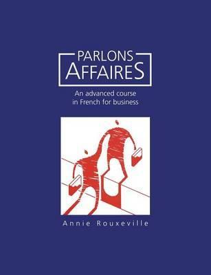 Parlons Affaires by Annie Rouxeville image