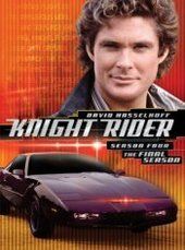 Knight Rider - Season 4: The Final Season (6 Disc Set) on DVD