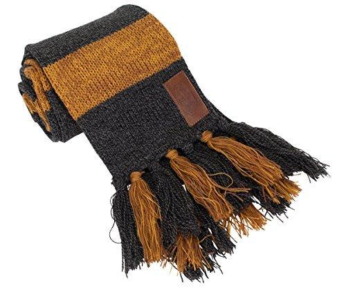 Fantastic Beasts - Newt's Hufflepuff - Knit Scarf