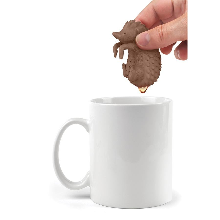 CuteTEA Tea Infuser (Hedgehog) image