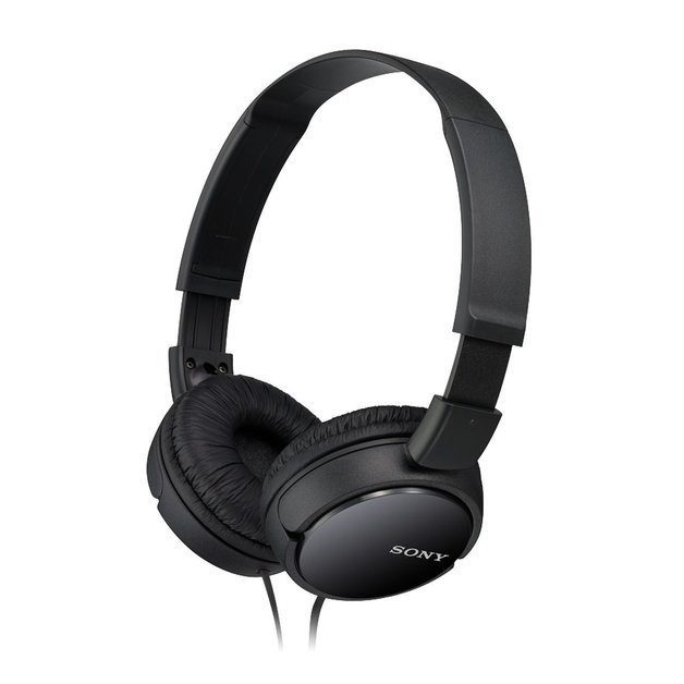 Sony MDRZX110B Overhead Headphones - Black