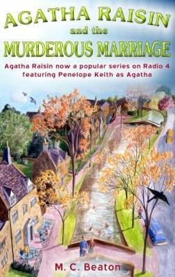 Agatha Raisin and the Murderous Marriage by M.C. Beaton image