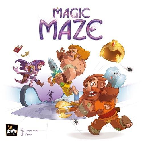 Magic Maze image