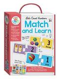 Building Blocks: Match and Learn Numbers Cards