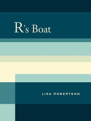 R's Boat by Lisa Robertson image