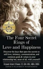 The Four Secret Rings of Love and Happiness by Richard Henry II Hains image