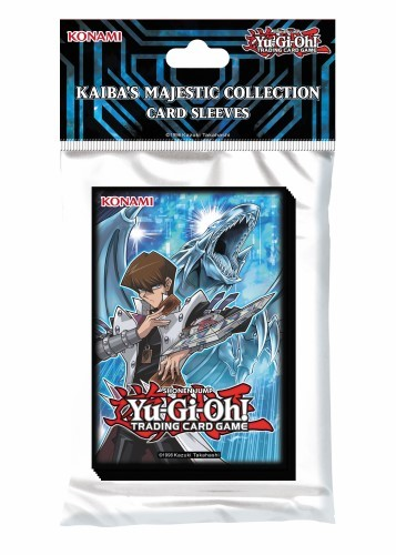 Yu-Gi-Oh! Kaiba's Majestic Collection Card Sleeves image