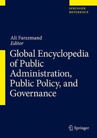 Global Encyclopedia of Public Administration, Public Policy, and Governance