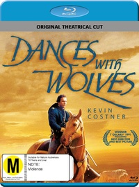Dances With Wolves Theatrical Cut on Blu-ray image
