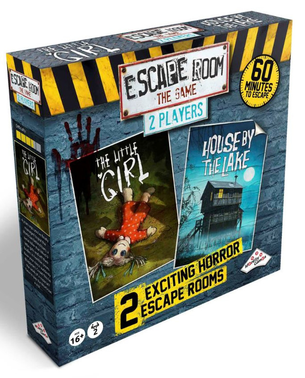 Escape Room: The Game - 2 Players (The Little Girl/ House by the Lake)