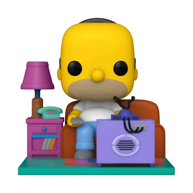 The Simpsons: Couch Homer - Deluxe Pop! Vinyl