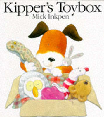 Kipper's Toybox by Mick Inkpen image