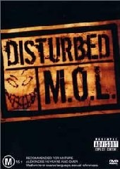 Disturbed - M.O.L on DVD