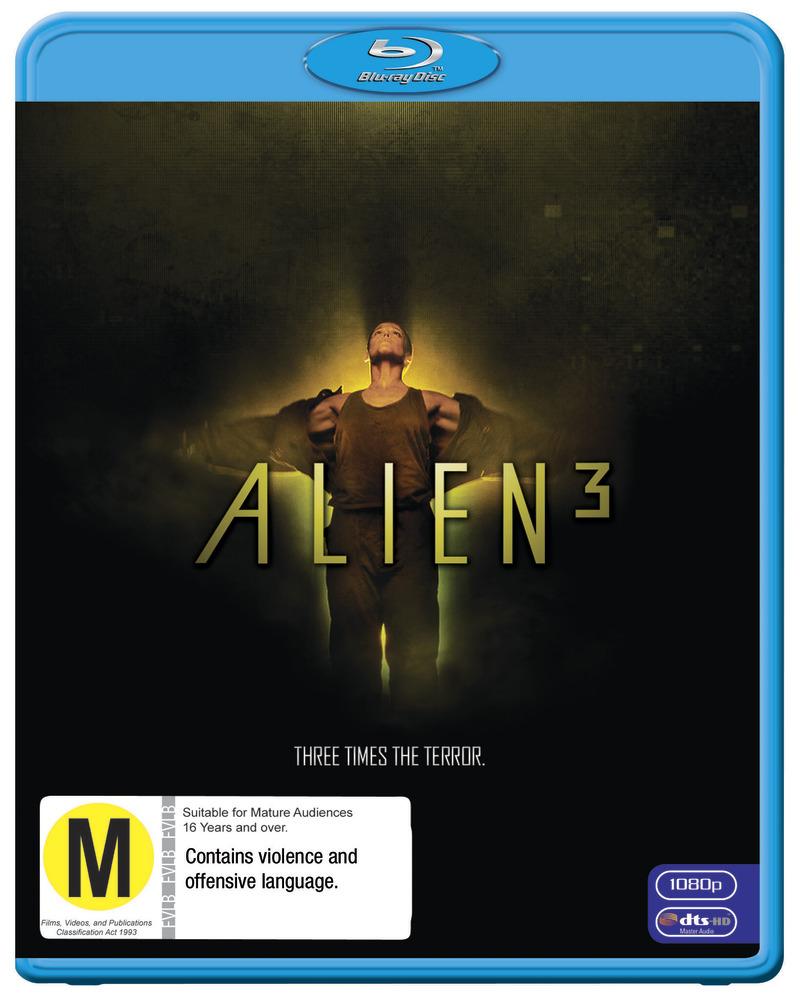 Alien 3 on Blu-ray image
