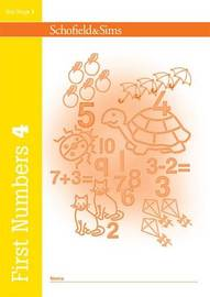 First Numbers Book 4 by Anne Evans image