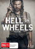 Hell on Wheels - Season Two on DVD