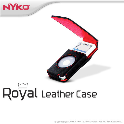Nyko Royal Leather Case for