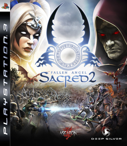 Sacred 2: Fallen Angel for PS3