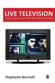 Live Television by Stephanie Marriott
