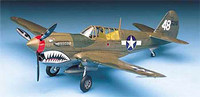 Academy P-40M/N Warhawk 1/72 Model Kit image