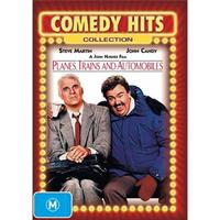 Planes, Trains & Automobiles on DVD