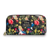 Loungefly Alice in Wonderland Floral Wallet