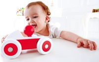 Hape: Rolling Roadster - Red