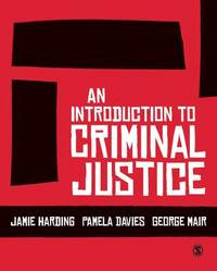 An Introduction to Criminal Justice image