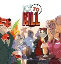 10' To Kill - Board Game