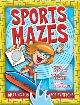 Sports Mazes image