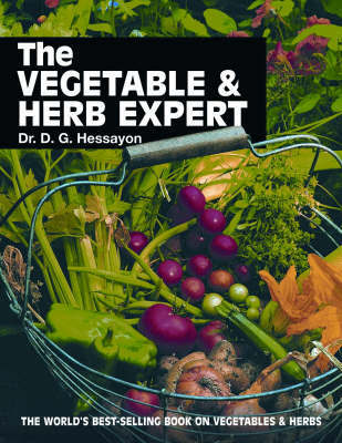The Vegetable and Herb Expert by D.G. Hessayon image