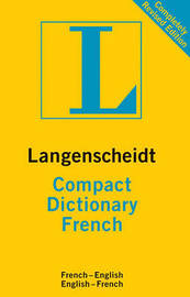 French Compact Dictionary image