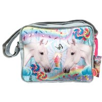 Shoulder Bag - Unicorns