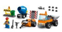 LEGO Juniors: Road Repair Truck (10750) image