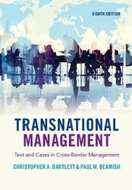 Transnational Management by Christopher A Bartlett