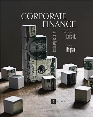 Corporate Finance by Eugene F Brigham image