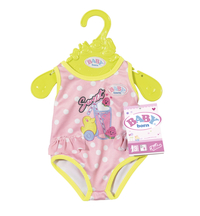 Baby Born: Swimsuit Outfit - Pink Duck