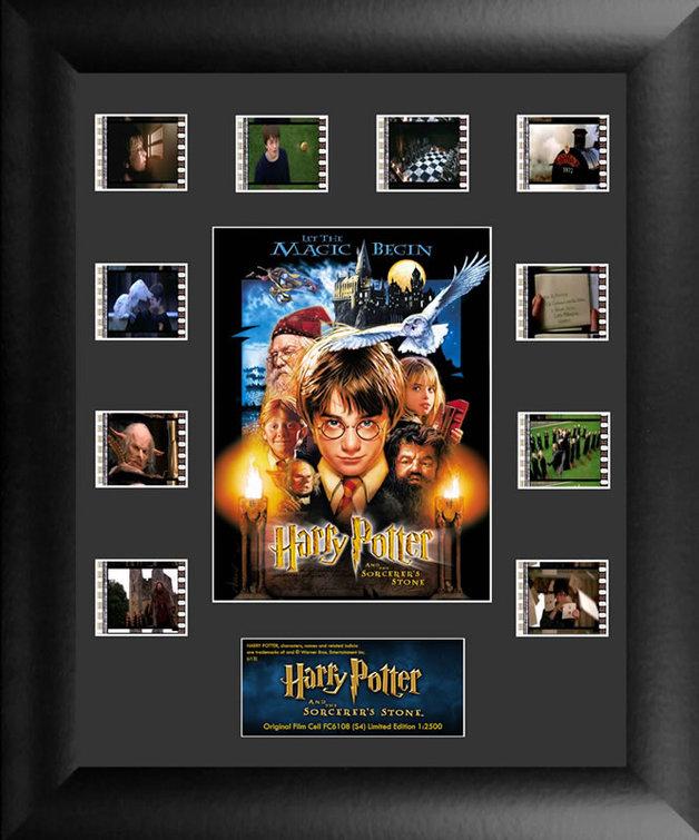 FilmCells: Mini-Montage Frame - Harry Potter (Sorcerer's Stone)
