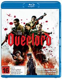 Overlord on Blu-ray image