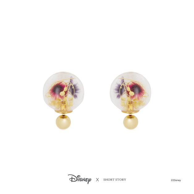 Short Story: Disney Bubble Earring - Belle