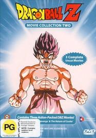 Dragon Ball Z - Movies 4-6 (3 Disc Box Set) on DVD image