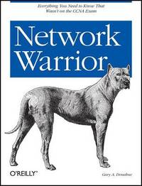 Network Warrior by Gary A. Donahue image
