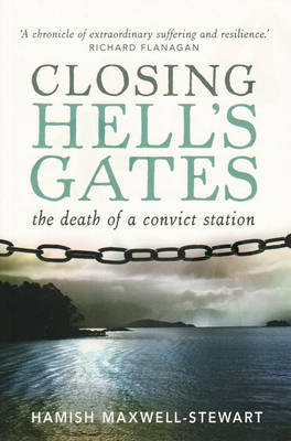 Closing Hell's Gates by Hamish Maxwell-Stewart image