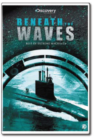 Best of Extreme Machines: Beneath The Waves (2 Disc Set) on DVD image